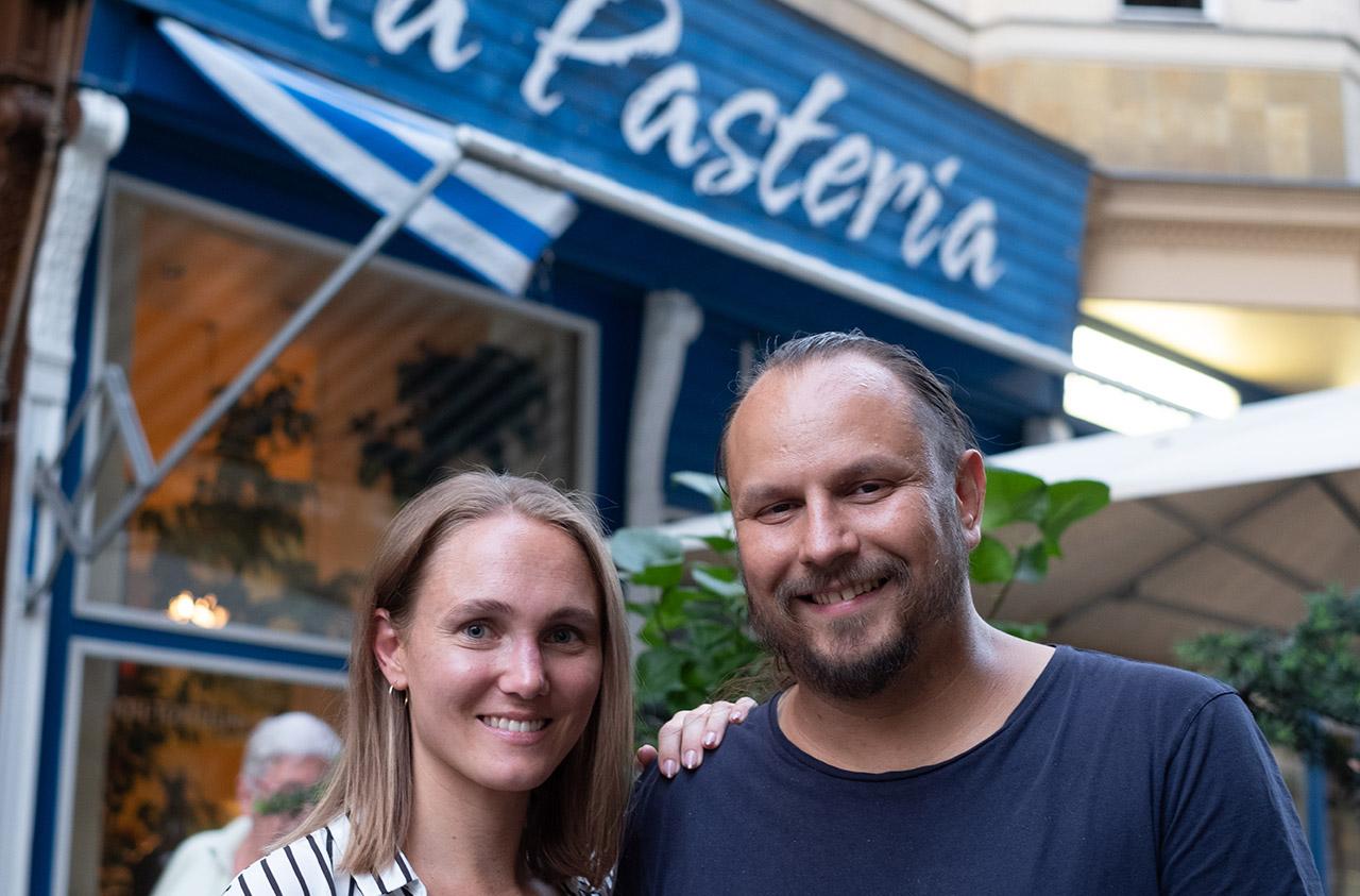 La Pasteria Alimentari, Ristorante & Bar