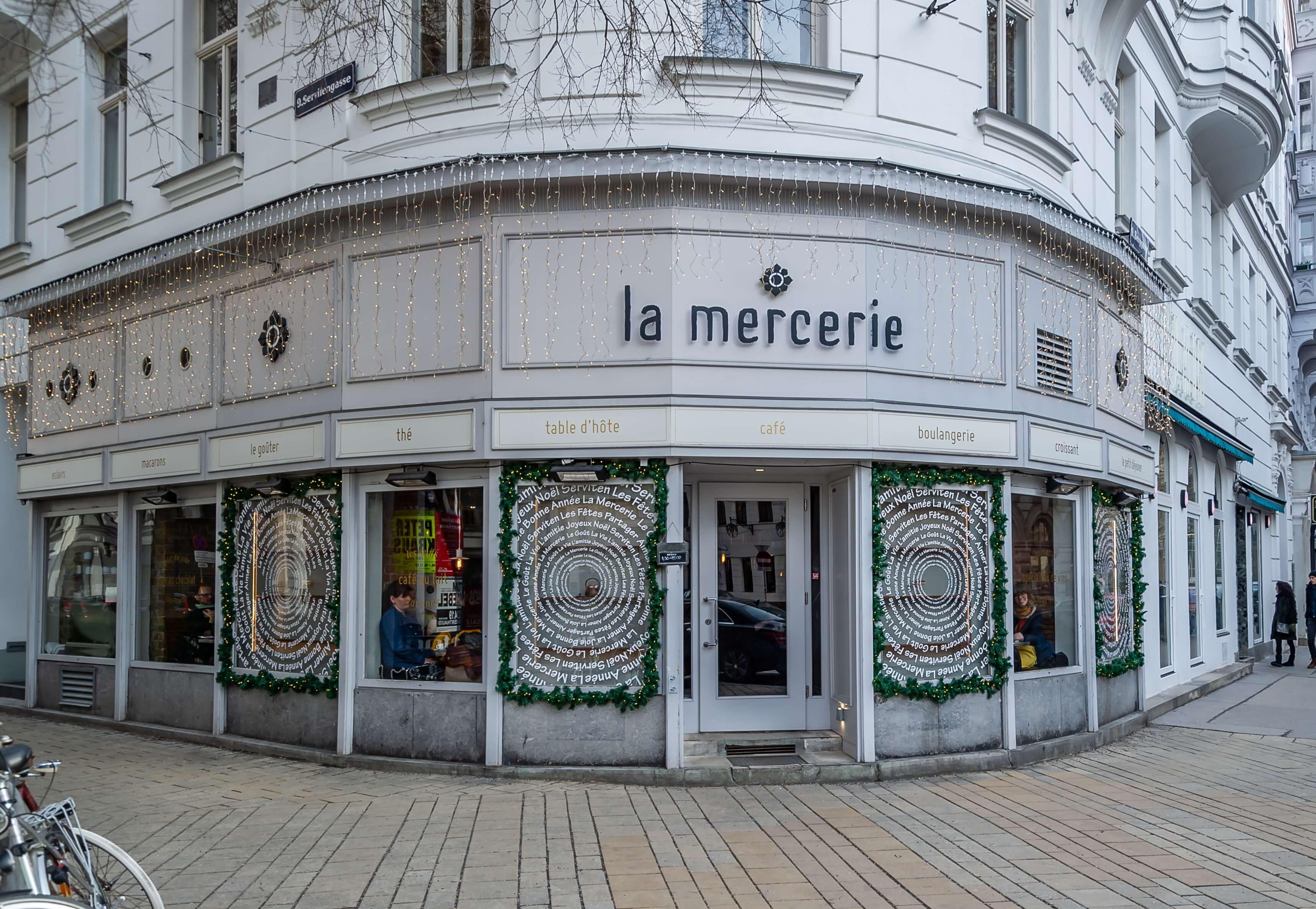 Café & Bistrot La Mercerie