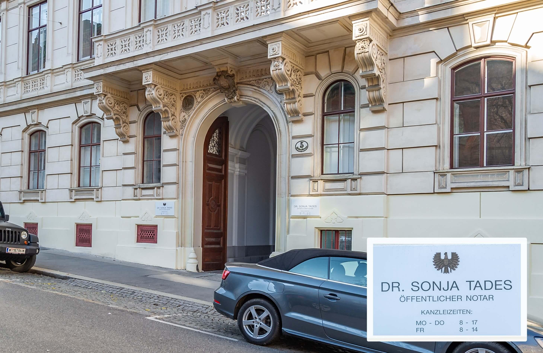 Notariat Dr. Sonja Tades
