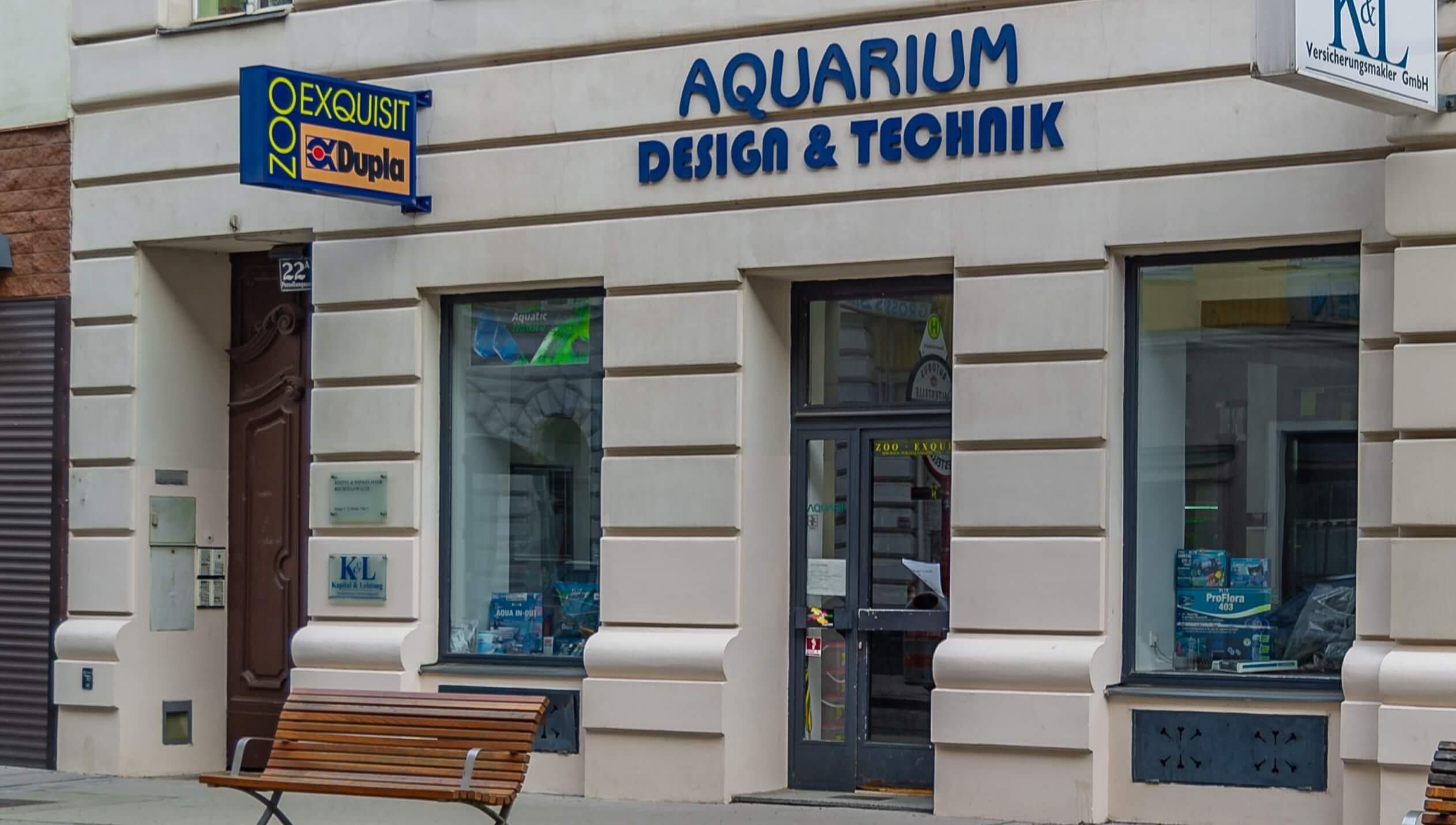 Zoo Exquisit Aquarien & Aquarienbedarf