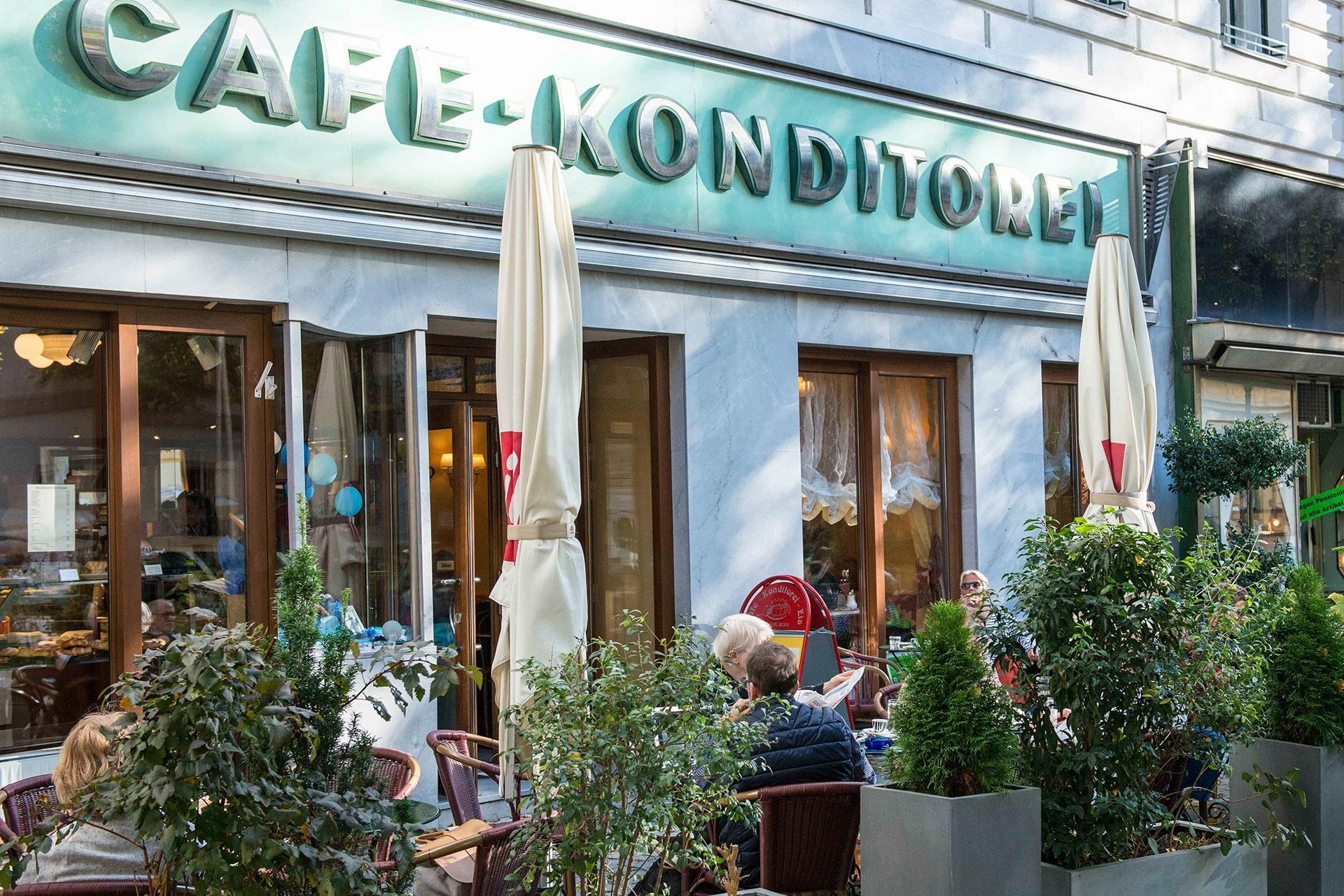 Café-Konditorei Bürger
