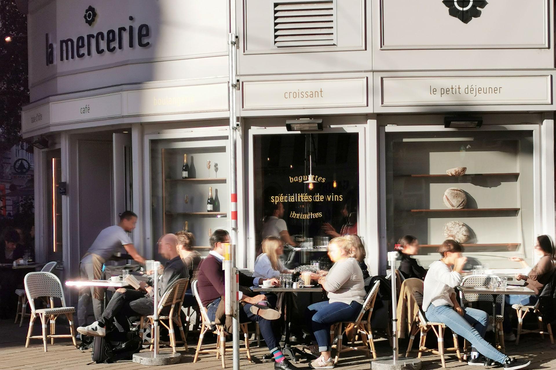 Café & Bistro La Mercerie