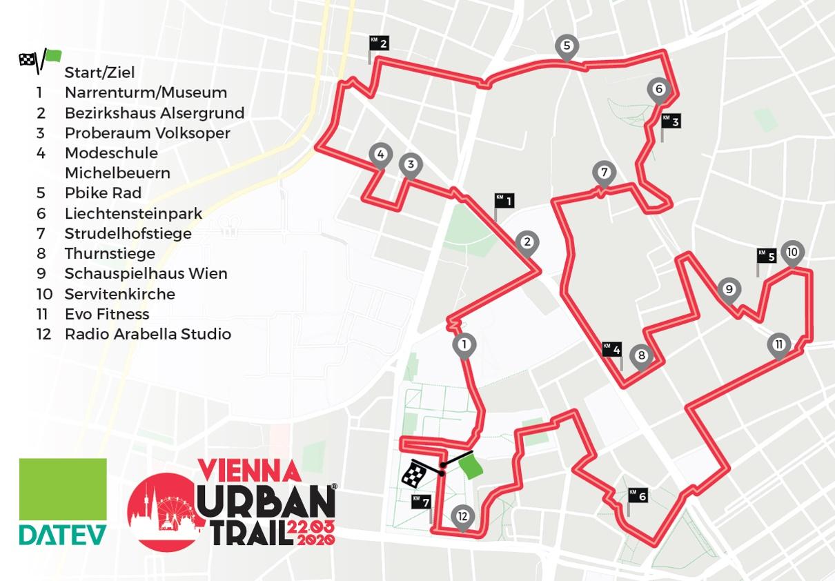 Vienna Urban Trail